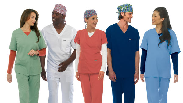 cheap medical scrubs